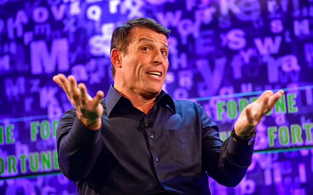 Tony Robbins Slammed for Using the N-Word