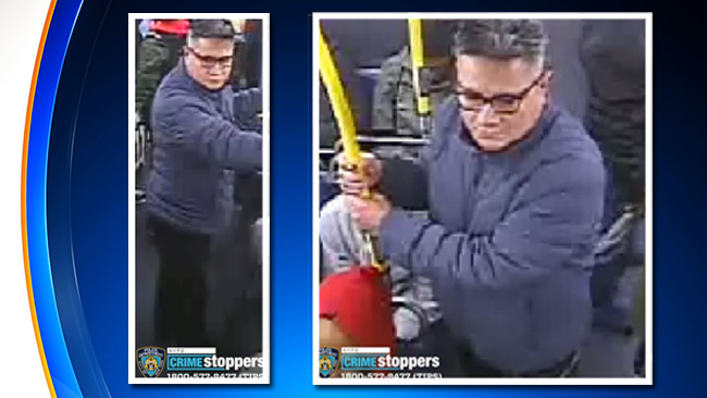 10-Year-Old Girl Sexually Assaulted by Man on a MTA Bus: Police [Video]