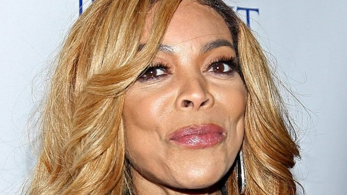 Wendy Williams Has a Lunch Date With the New Man in Her Life