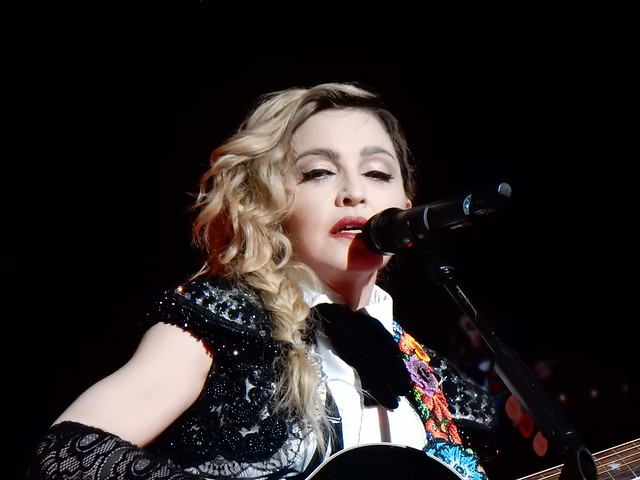 Madonna Has Five Flopped Singles and a Tour With Poor Ticket Sales