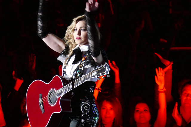 Madonna Appearing at Pride Island in New York for WorldPride