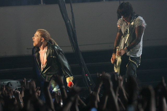 Guns N' Roses 'the Not in This Lifetime Tour' Coming Fall 2019
