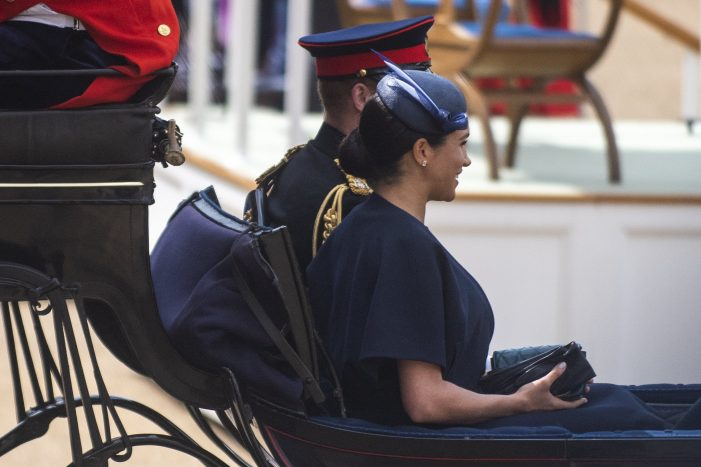Duchess Meghan Is a 'Realistic Example' for Moms on Postpartum Weight Loss