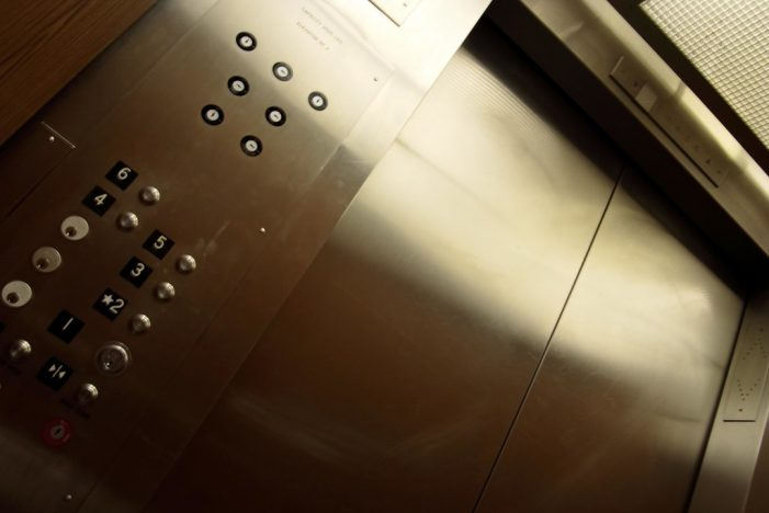Man Killed in Freak Elevator Accident