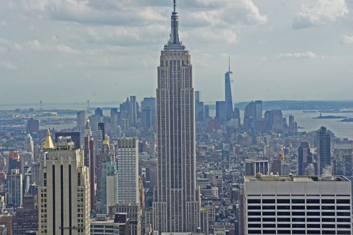Empire State Building to Join in on the Batman Day Festivities