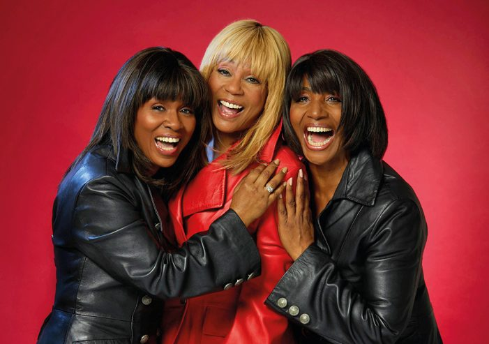 1960s Group 'The Flirtations' Set to Return on EEDB New Single 'Make it Rain'