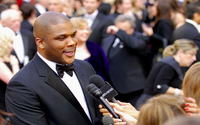 Tyler Perry Seeks to House Displaced LGBTQ Youth and Homeless Women