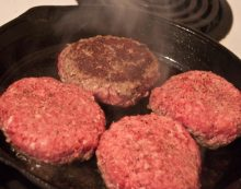 Ground Beef Linked to 10 Salmonella Cases and a Death