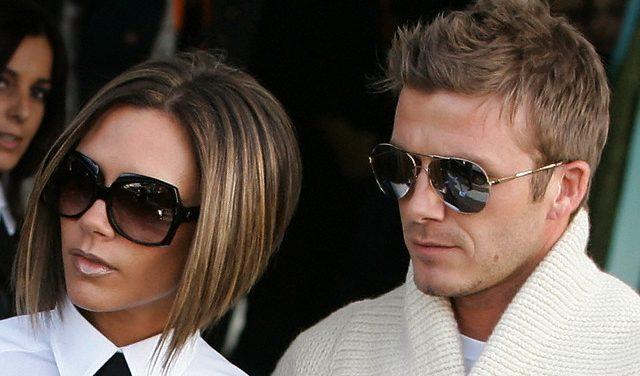 Victoria Beckham Visits 'The Ellen DeGeneres Show'