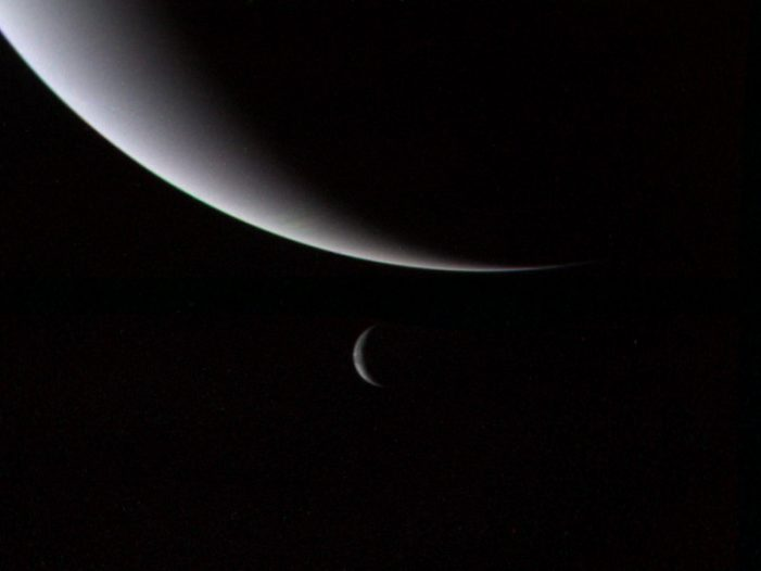 Voyager 2 Finds the Edge of the Heliosphere