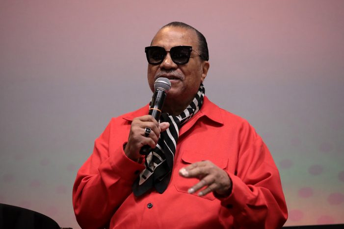 Billy Dee Williams Celebrated as Gender Fluid