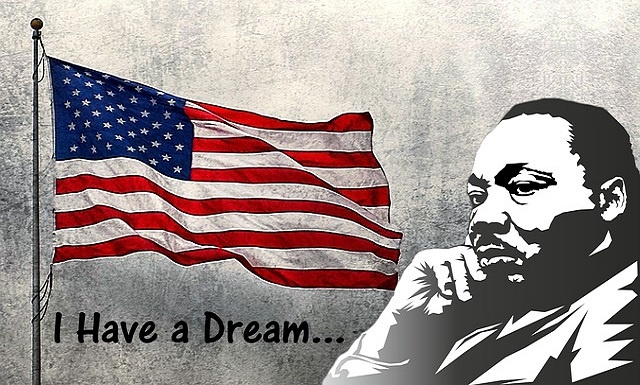 Martin Luther King Dreamers Toss and Turn Awaiting Change