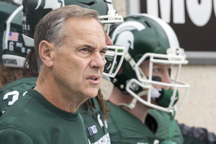 Michigan State Coach Steps Down