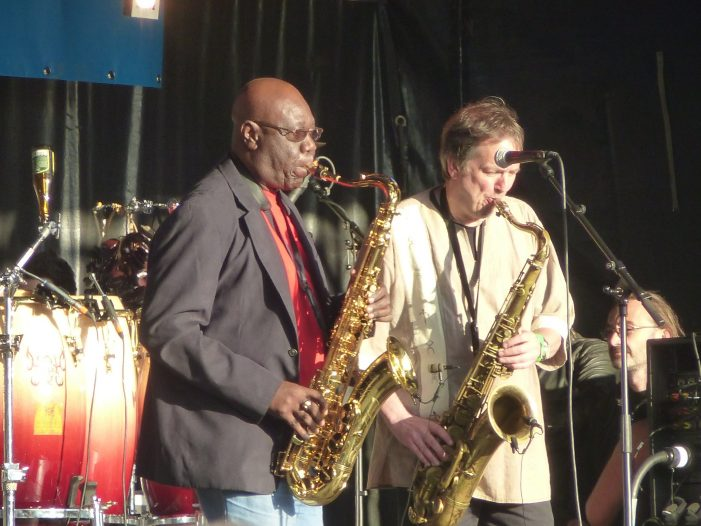 Manu Dibango, African Jazz Musician, Passed Away at 86