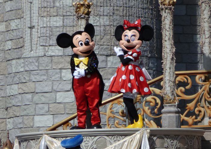 Disney's New Ride Features Mickey & Minnie [Video]
