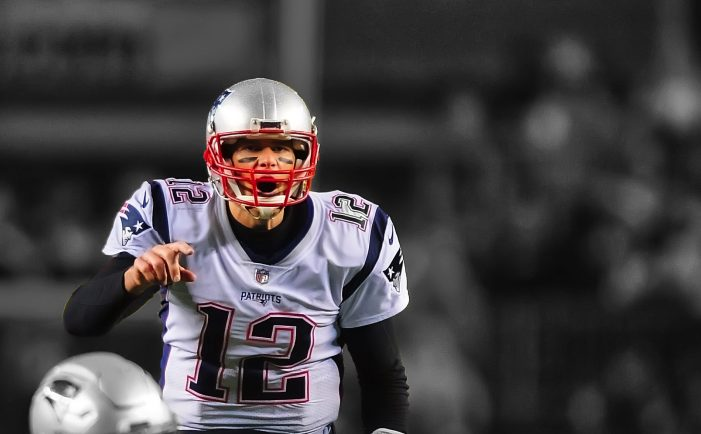 Tom Brady Says Goodbye to the Patriots