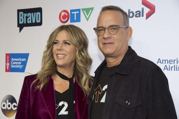 Tom Hanks and Rita Wilson Tested Positive for Coronavirus in Australia