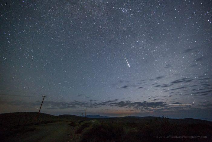 Eta Aquarids Meteor Shower Peaks May 5, 2020