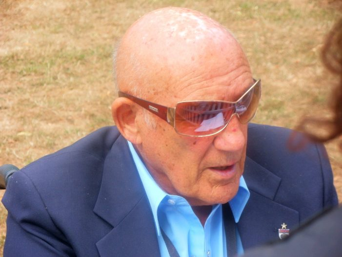 Sir Stirling Moss, Legendary Race Car Driver, Passed Away