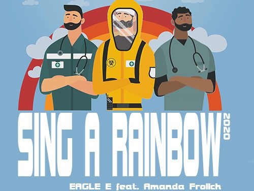 New Rainbow Song Brings Soulful Reggae to Children and Parents While Paying Tribute to Frontline Health Workers