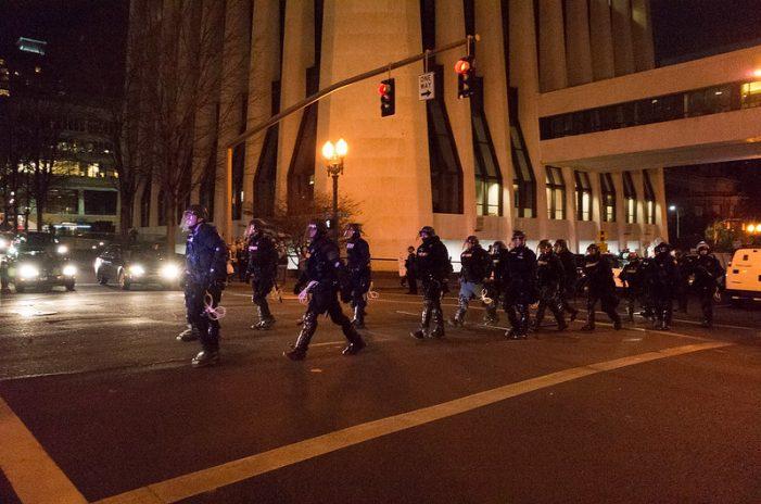 Portland Under State of Emergency Proud Boys Return to Terrorize BLM